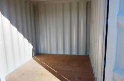 Belüftete und garantiert wasserdichte Container